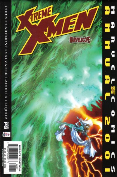 Cover for X-Treme X-Men 2001 (Marvel, 2001 series)