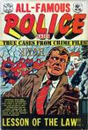 Cover for All-Famous Police Cases (Star Publications, 1952 series) #16