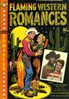 Cover for Flaming Western Romances (Star Publications, 1950 series) #3