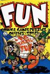 Cover for Fun Comics (Star Publications, 1953 series) #10