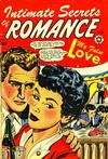 Cover for Intimate Secrets of Romance (Star Publications, 1953 series) #1