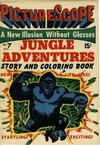 Cover for Picture Scope Jungle Adventures (Star Publications, 1954 series) #7