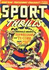Cover for Sport Thrills (Star Publications, 1950 series) #11