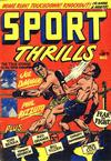 Cover for Sport Thrills (Star Publications, 1950 series) #12