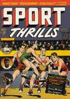 Cover for Sport Thrills (Star Publications, 1950 series) #13