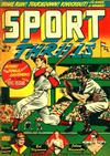 Cover for Sport Thrills (Star Publications, 1950 series) #14