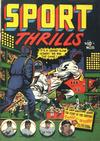Cover for Sport Thrills (Star Publications, 1950 series) #15
