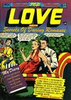 Cover for Top Love Stories (Star Publications, 1951 series) #4