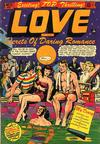 Cover for Top Love Stories (Star Publications, 1951 series) #5