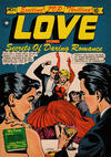 Cover for Top Love Stories (Star Publications, 1951 series) #8