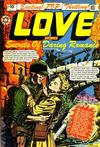 Cover for Top Love Stories (Star Publications, 1951 series) #10