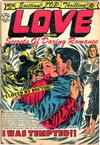 Cover for Top Love Stories (Star Publications, 1951 series) #13