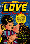 Cover for Top Love Stories (Star Publications, 1951 series) #17