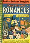 Cover for True-to-Life Romances (Star Publications, 1949 series) #8 [1]