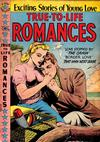 Cover for True-to-Life Romances (Star Publications, 1949 series) #4