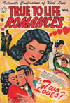 Cover for True-to-Life Romances (Star Publications, 1949 series) #16