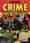 Cover for Western Crime Cases (Star Publications, 1951 series) #9