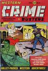 Cover for Western Crime Busters (Trojan Magazines, 1950 series) #6