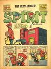 Cover for The Spirit (Register and Tribune Syndicate, 1940 series) #9/15/1946