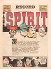 Cover for The Spirit (Register and Tribune Syndicate, 1940 series) #9/22/1946