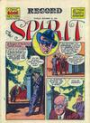 Cover for The Spirit (Register and Tribune Syndicate, 1940 series) #10/21/1945