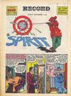 Cover for The Spirit (Register and Tribune Syndicate, 1940 series) #9/9/1945