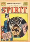 Cover for The Spirit (Register and Tribune Syndicate, 1940 series) #8/12/1945