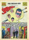 Cover for The Spirit (Register and Tribune Syndicate, 1940 series) #8/19/1945
