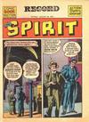 Cover for The Spirit (Register and Tribune Syndicate, 1940 series) #8/26/1945