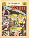 Cover for The Spirit (Register and Tribune Syndicate, 1940 series) #7/15/1945