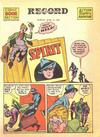 Cover for The Spirit (Register and Tribune Syndicate, 1940 series) #6/17/1945