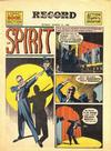 Cover for The Spirit (Register and Tribune Syndicate, 1940 series) #3/11/1945