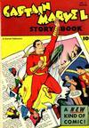 Cover for Captain Marvel Story Book (Fawcett, 1946 series) #2