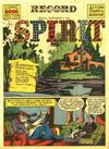 Cover for The Spirit (Register and Tribune Syndicate, 1940 series) #9/3/1944