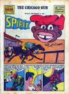 Cover for The Spirit (Register and Tribune Syndicate, 1940 series) #9/10/1944