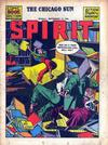 Cover for The Spirit (Register and Tribune Syndicate, 1940 series) #9/17/1944