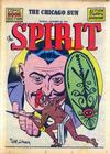 Cover for The Spirit (Register and Tribune Syndicate, 1940 series) #10/22/1944