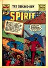 Cover for The Spirit (Register and Tribune Syndicate, 1940 series) #7/9/1944