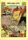 Cover for The Spirit (Register and Tribune Syndicate, 1940 series) #2/6/1944