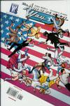 Cover for The American Way (DC, 2006 series) #8