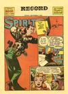Cover for The Spirit (Register and Tribune Syndicate, 1940 series) #9/5/1943