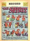 Cover for The Spirit (Register and Tribune Syndicate, 1940 series) #7/11/1943
