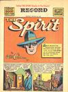 Cover for The Spirit (Register and Tribune Syndicate, 1940 series) #3/28/1943