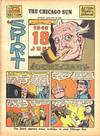 Cover for The Spirit (Register and Tribune Syndicate, 1940 series) #1/31/1943