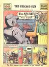 Cover for The Spirit (Register and Tribune Syndicate, 1940 series) #2/21/1943