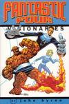 Cover for Fantastic Four Visionaries: John Byrne (Marvel, 2001 series) #[1] [1st printing]