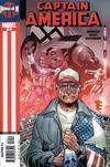 Cover for Captain America (Marvel, 2005 series) #10