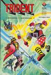 Cover for Trident (Trident, 1989 series) #2