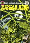 Cover for Harold Hedd (Last Gasp, 1973 series) #2