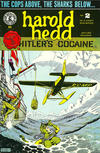 "Cover for Harold Hedd in ""Hitler's Cocaine"" (Kitchen Sink Press, 1984 series) #2"